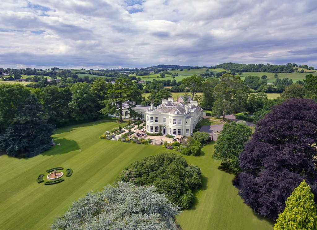 The Deer Park Country House Hotel