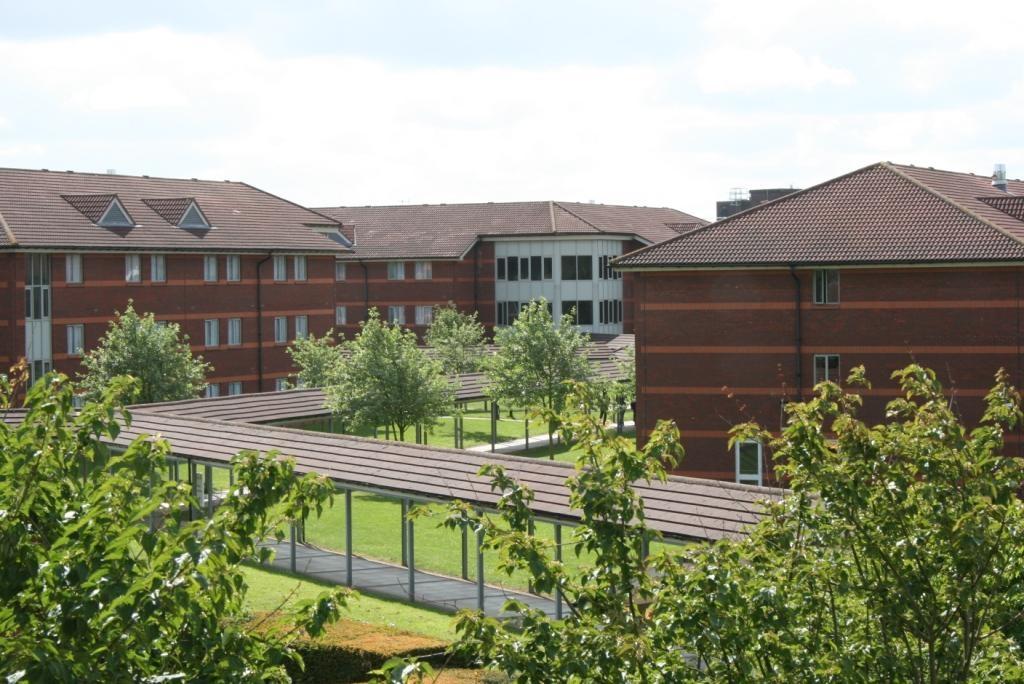 Yarnfield Park External