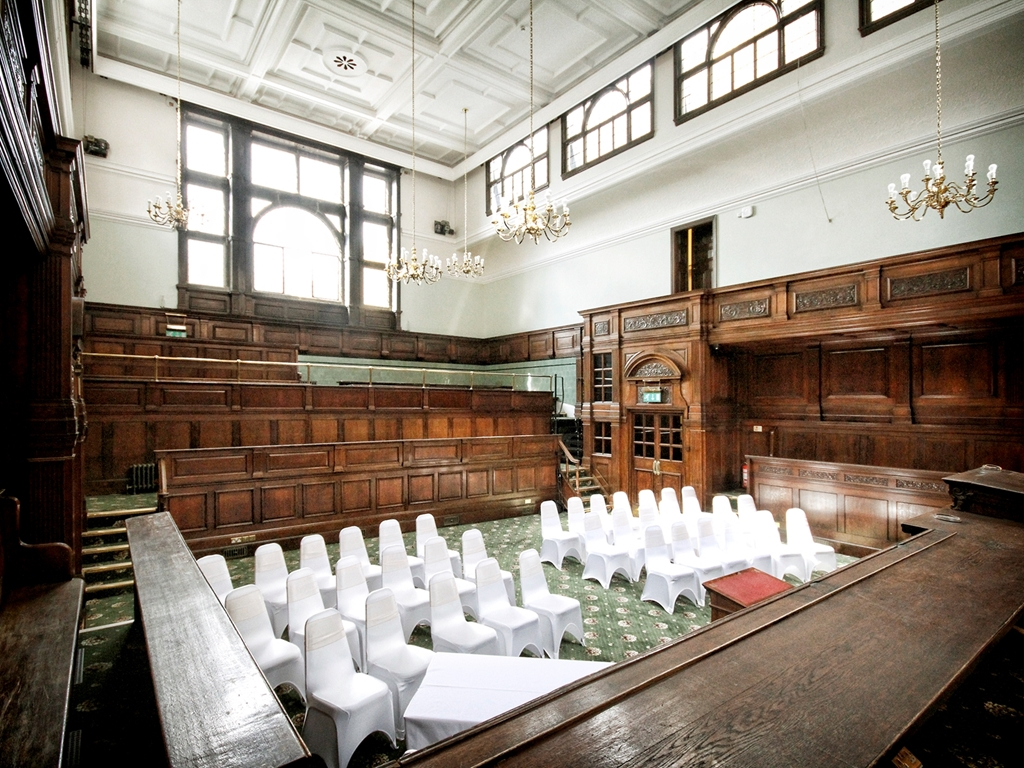 Old Court Room