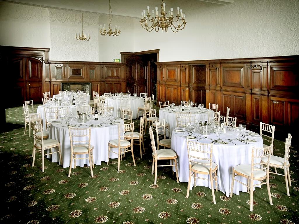 Old Restaurant Wedding