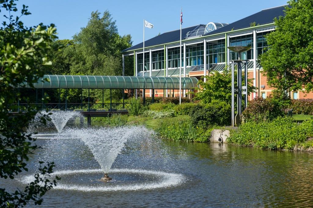 Holywell Park