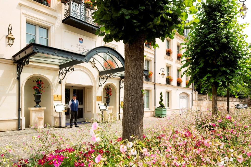 Auberge du Jeu de Paume Chantilly, Relais & Châteaux