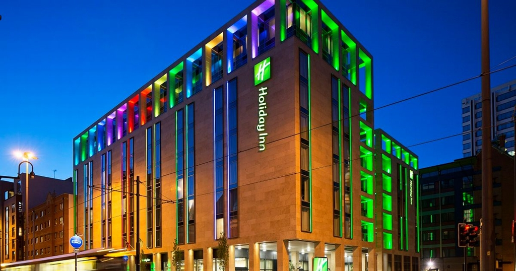 Holiday Inn Manchester City Centre