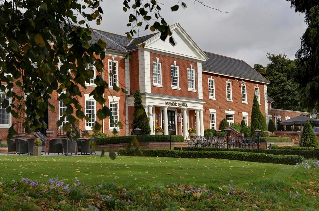 Best Western Plus Manor NEC Birmingham.
