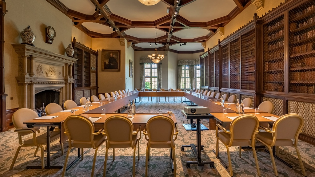 The Library - Boardroom style