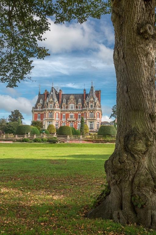 Chateau external