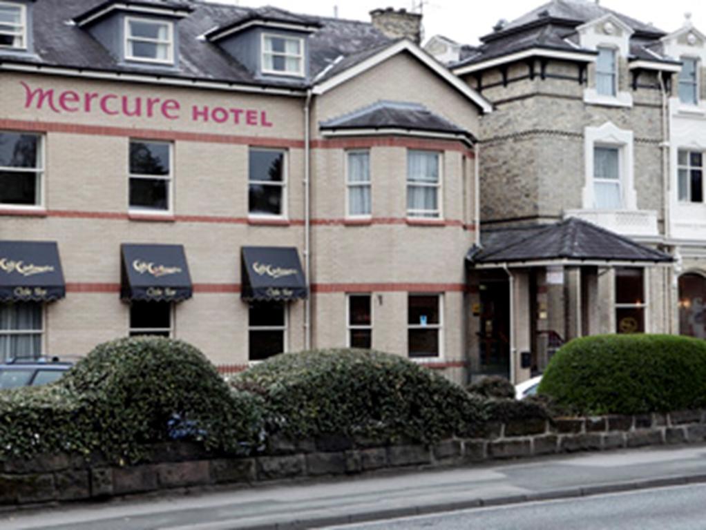 Mercure Altrincham Bowdon Hotel.