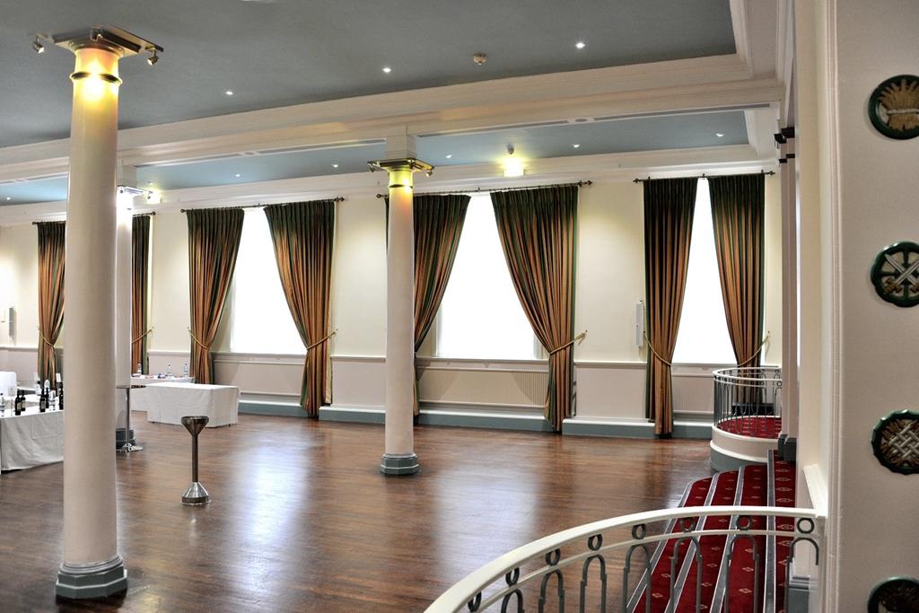 The Hadfield Hall