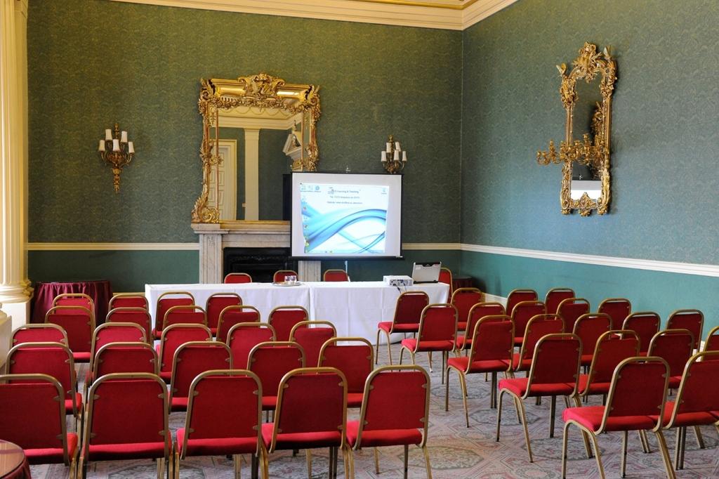 Reception Room theatre style