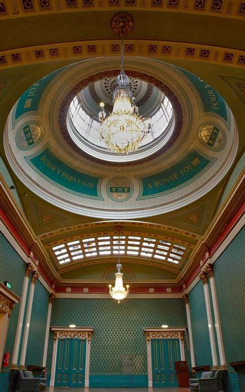 Old Banqueting Hall - Prior to refurbishment