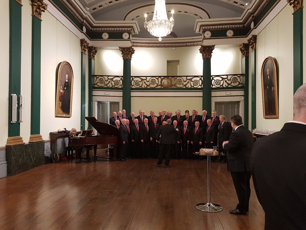 Live Entertainment - Old Banqueting Hall