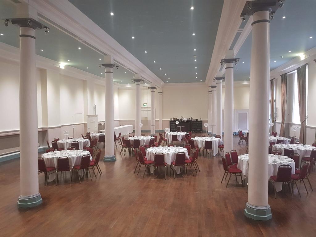 Hadfield Hall - Birthday