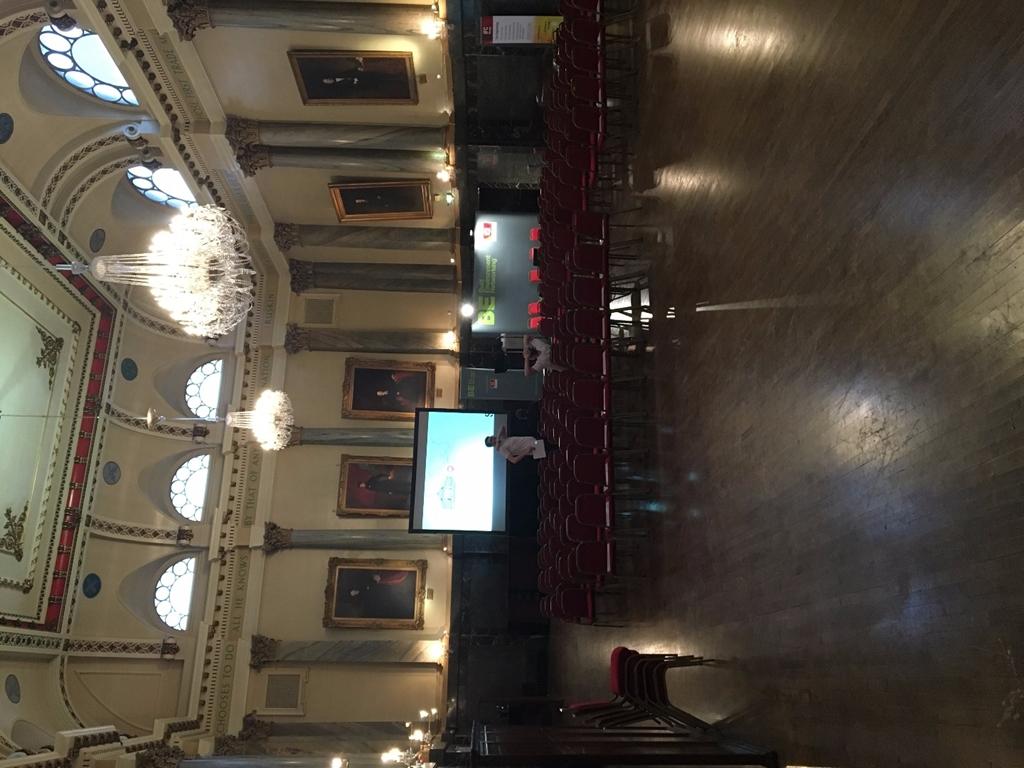 Main Hall - Theatre Style