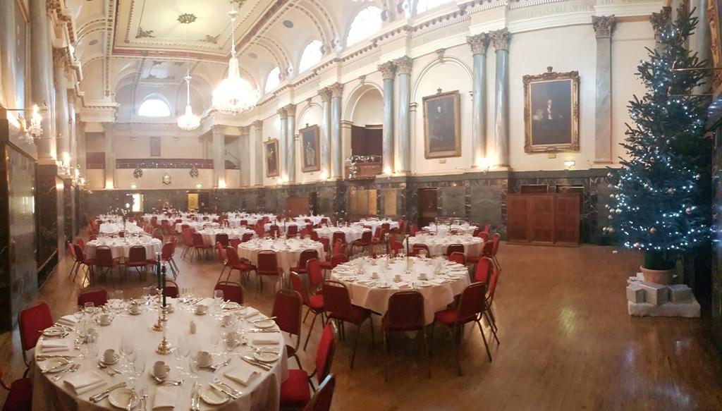 Christmas 2017 - Main Hall