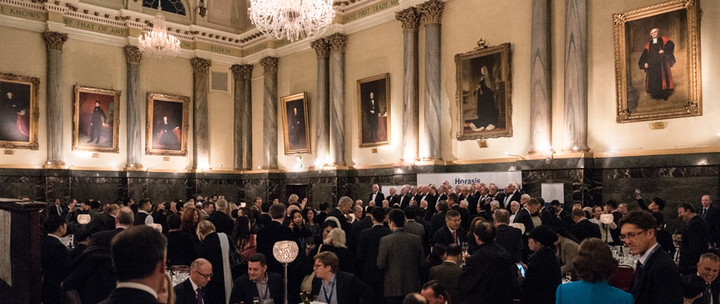 Horasis Conference Dinner - Main Hall