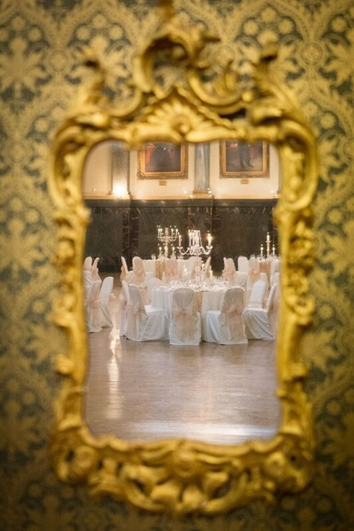 Main Hall view from mirror
