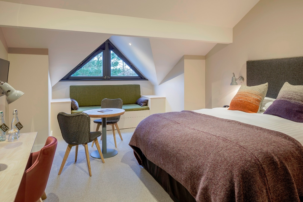 Crafted Double Room