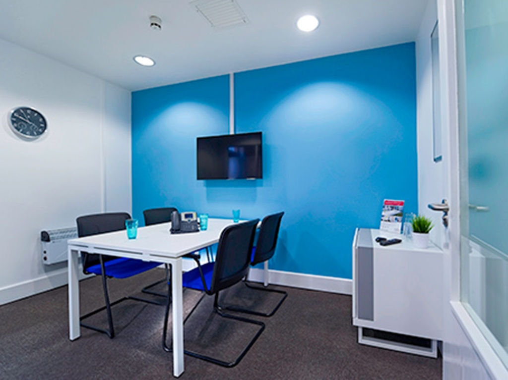 Regus Express Sandbach Services