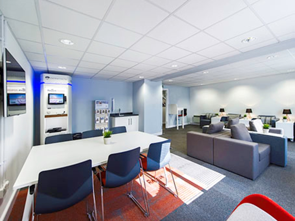 Regus Express Chester Services