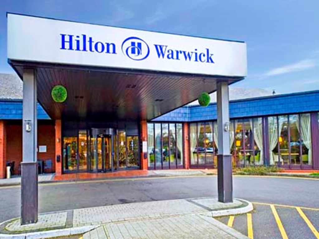 Regus Express Warwick Hilton (3402)