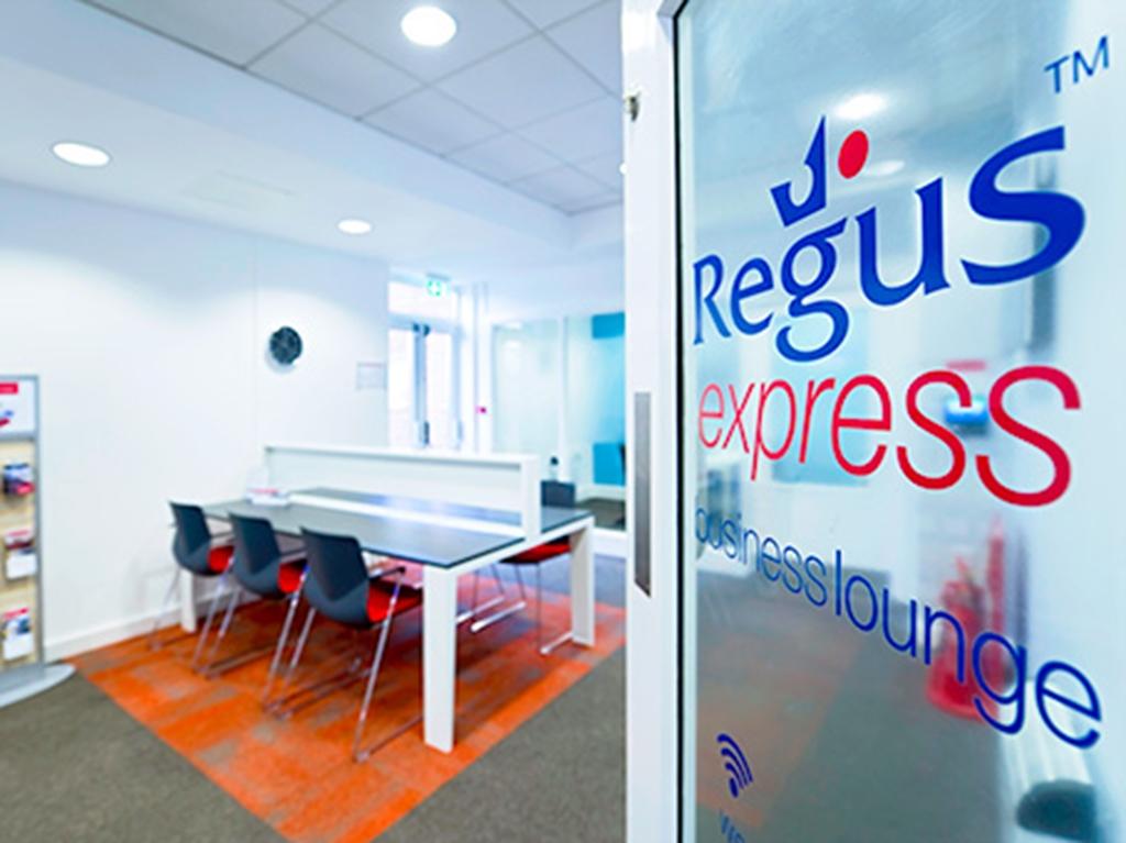 Regus Express Northampton Watford Gap Services