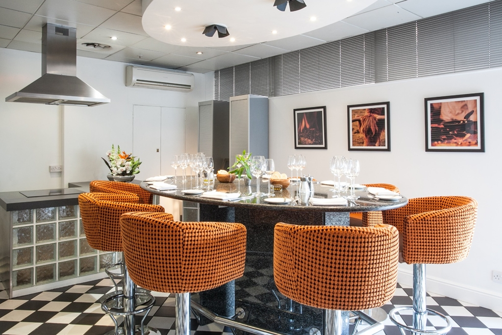 Artisan Table - perfect for private dining!