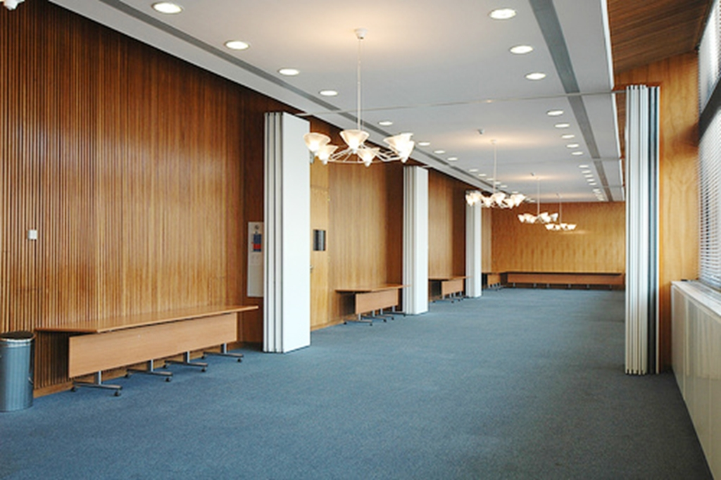 Meeting Rooms 1-4 opened up