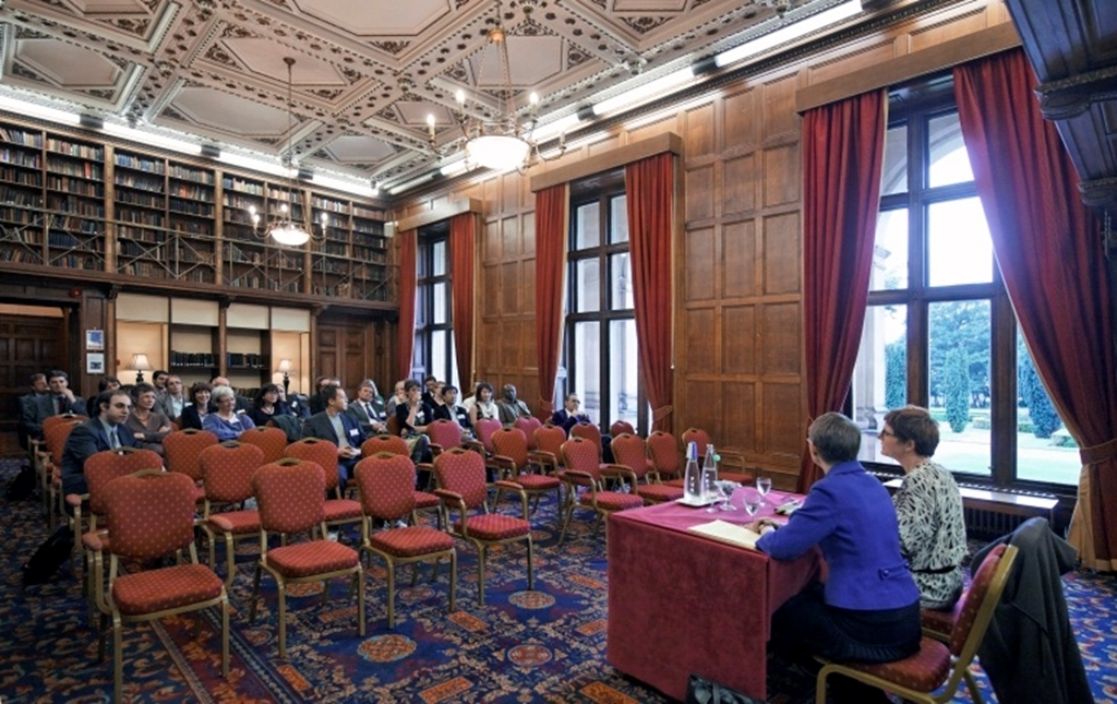 Keele Hall Old Library