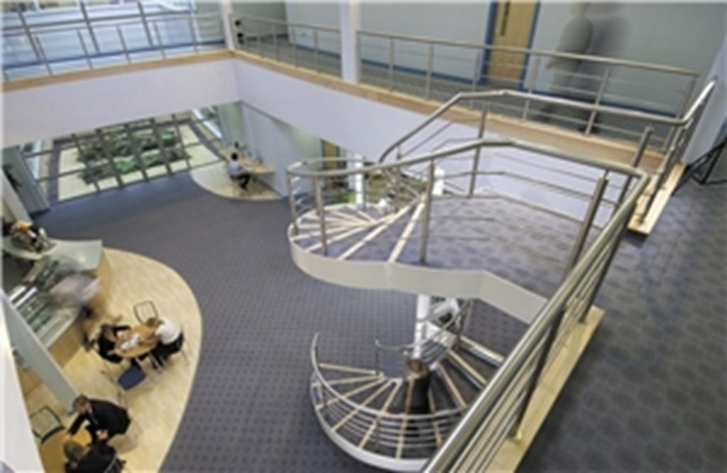 Medical School Atrium