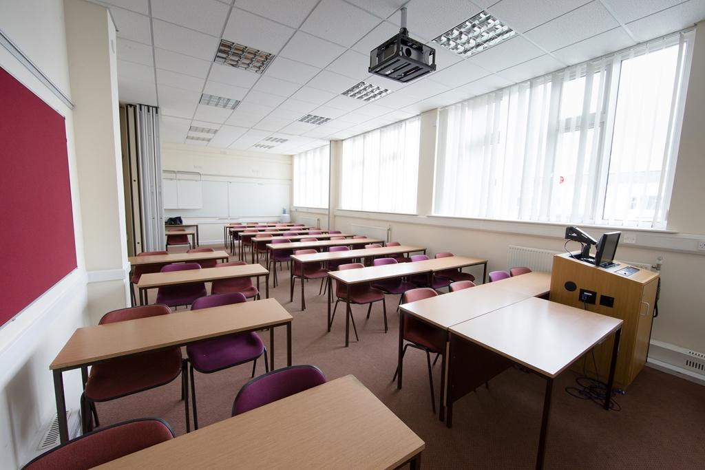 Smaller seminar space in Chancellors Building