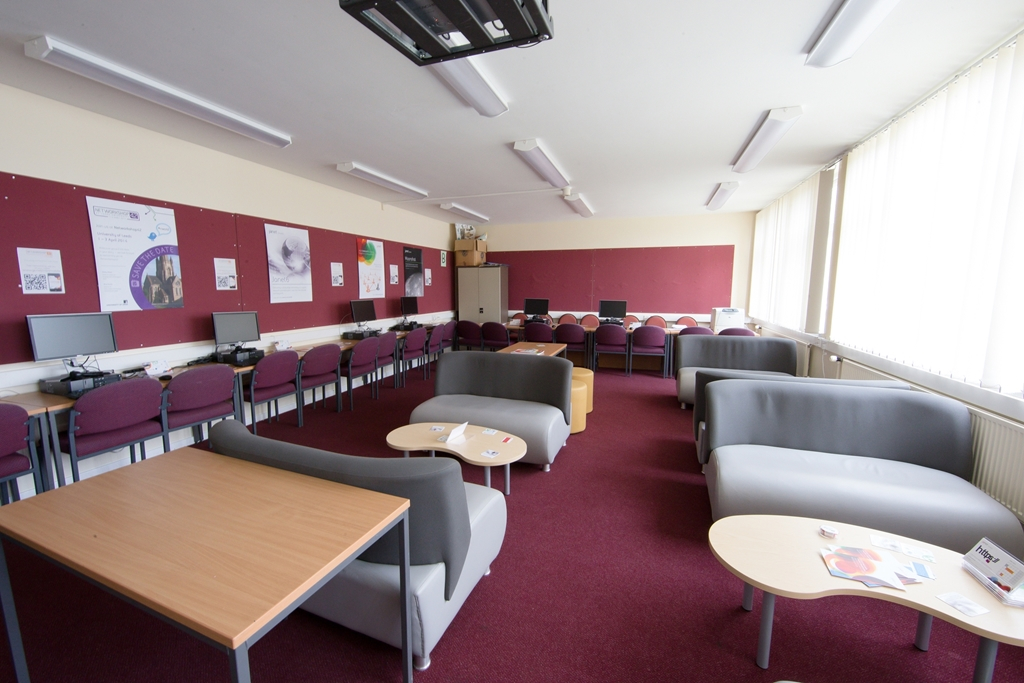 Seminar or Breakout Space in Chancellors Building