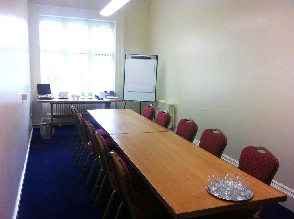 Harriet Room 1 - Boardroom Layout