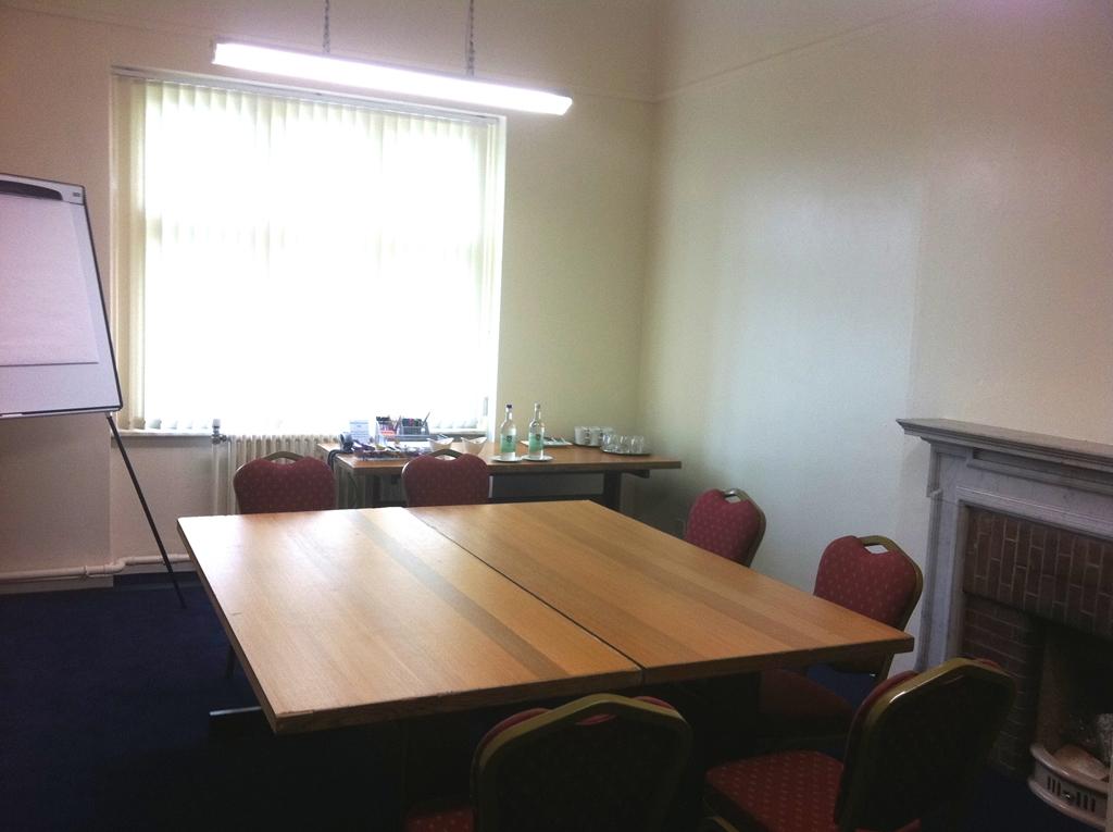 Harriet Room 2 - boardroom layout
