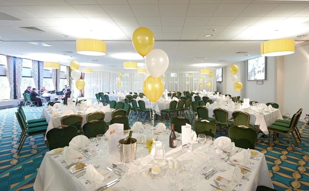 Banqueting layout
