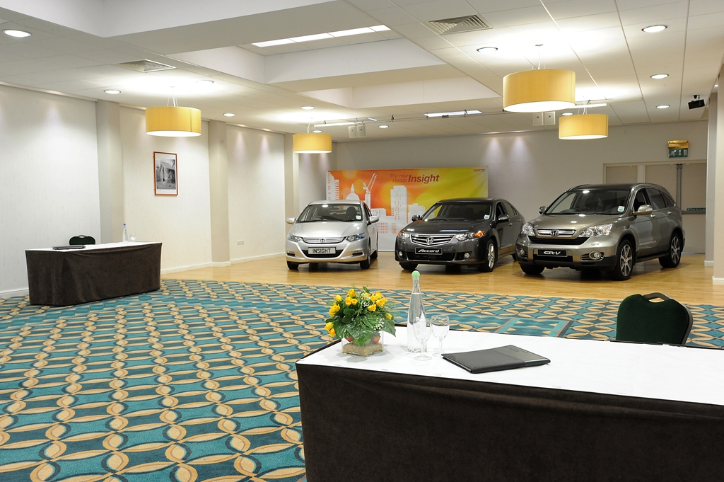 The Ballroom is perfect for exhibitions and product launches