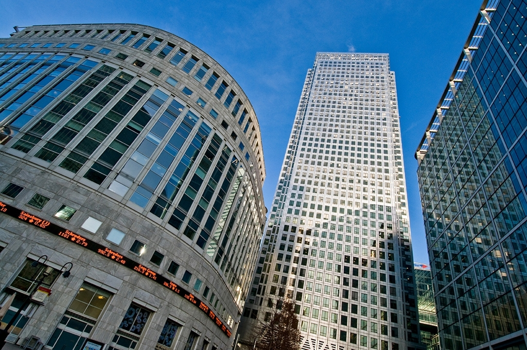 Regus London Canary Wharf One Canada Square
