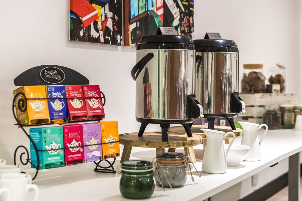 Camden Tea, Coffee Station