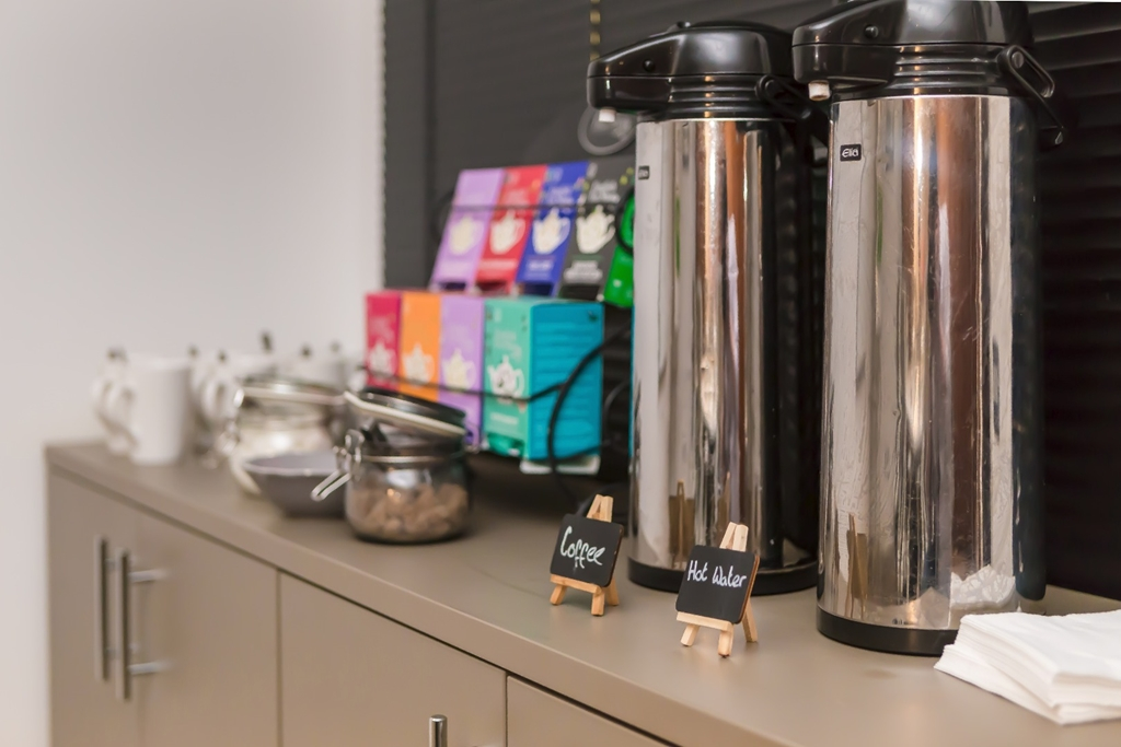 Mezzanine Tea and Coffee