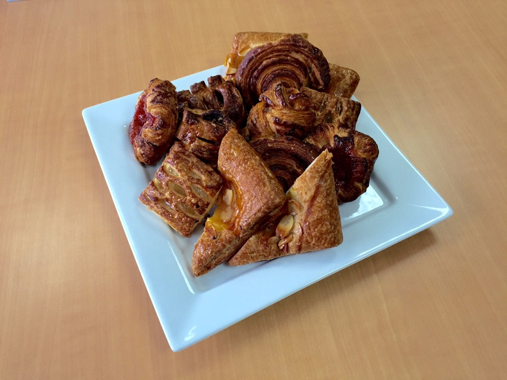 Catering available - breakfast or lunch