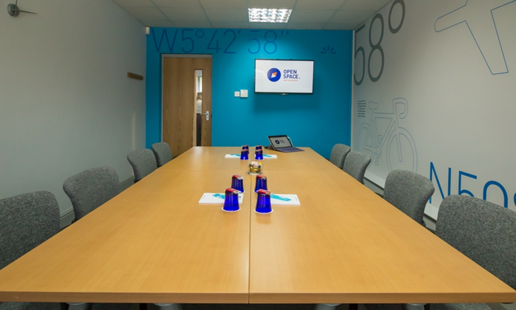 Need space for a private meeting OS2 is quiet and private and refreshments are complimentary.
