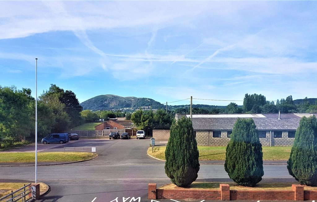 Malvern Hills view