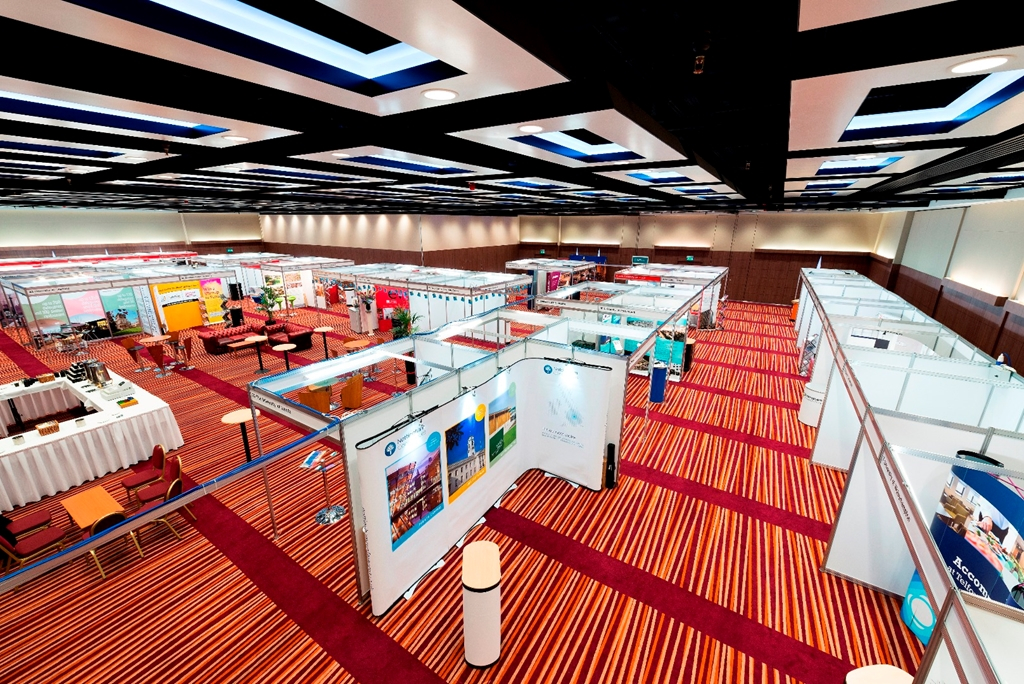 London Suite - Up to 80 stands