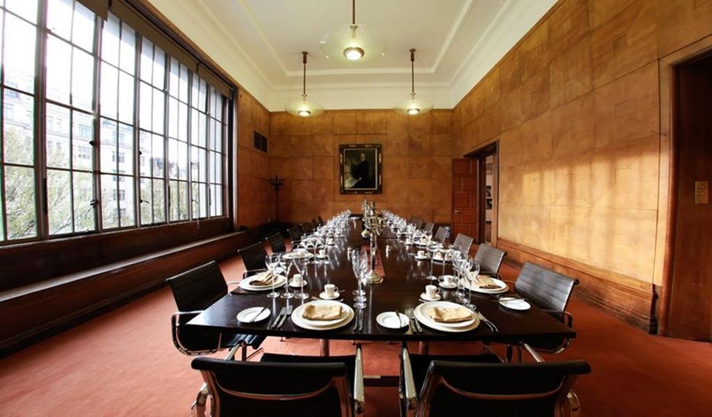 Aston Webb Fine Dining