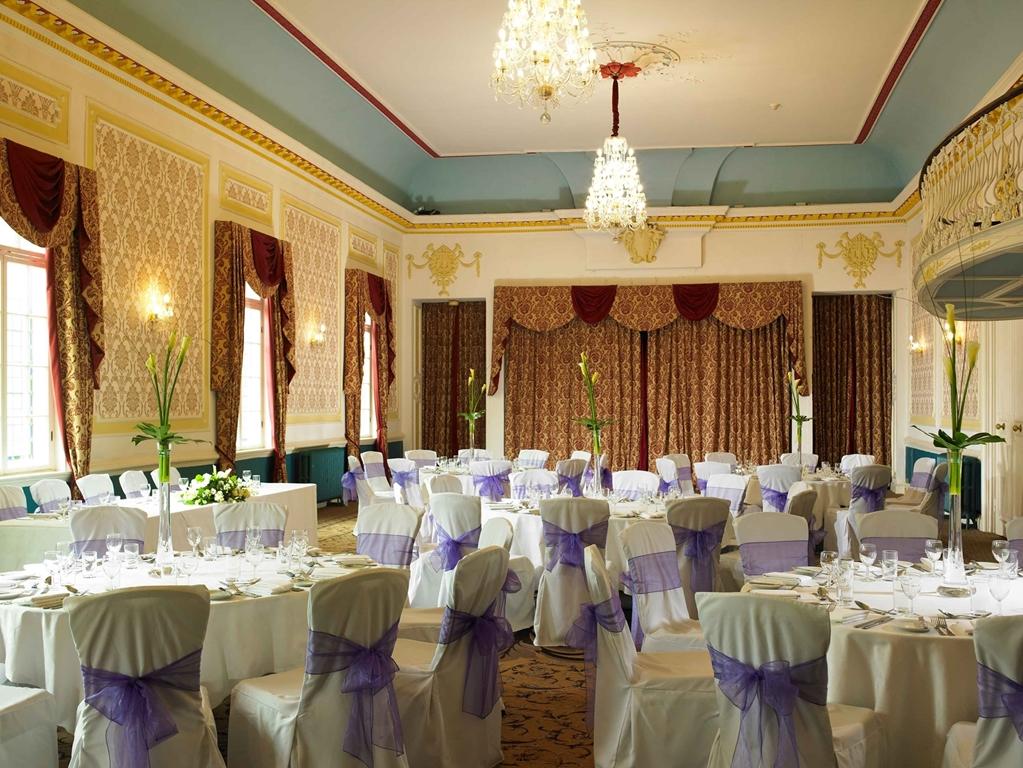 Paganini Ballroom Wedding