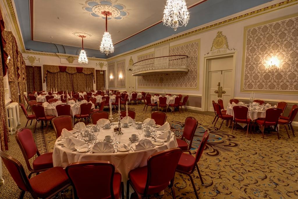 Paganini Ballroom Dinner