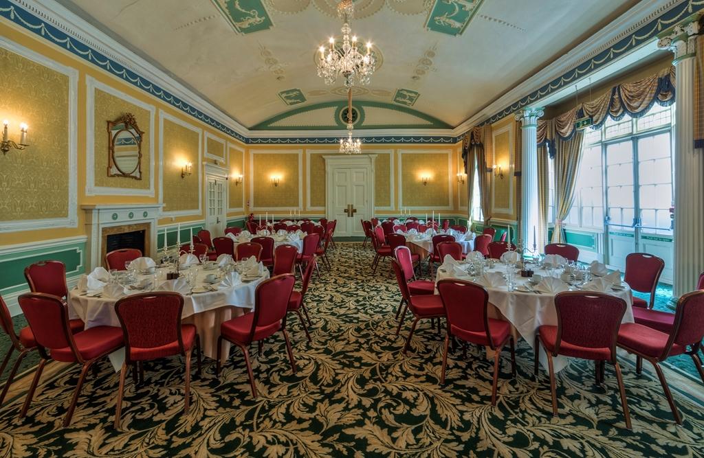 Regency Suite Dinner