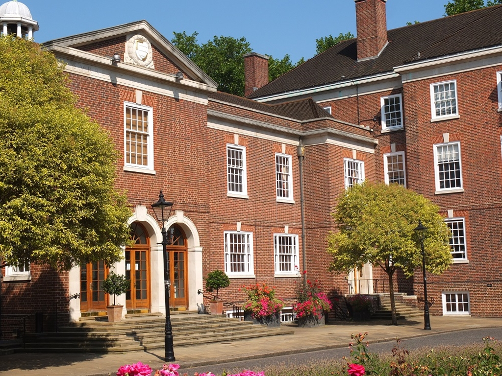 The Honourable Society of Gray's Inn