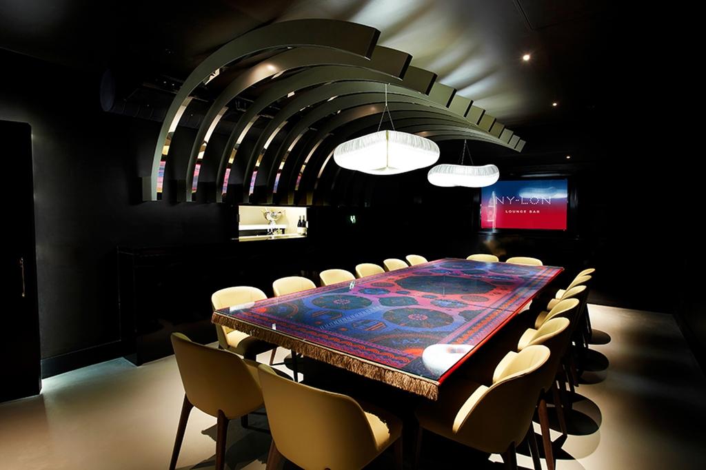 Secret meeting room