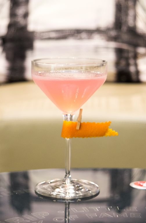 Flying Lady cocktail