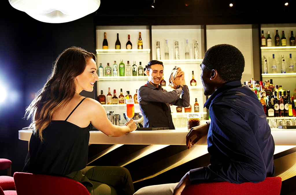 Turbine Lounge bar